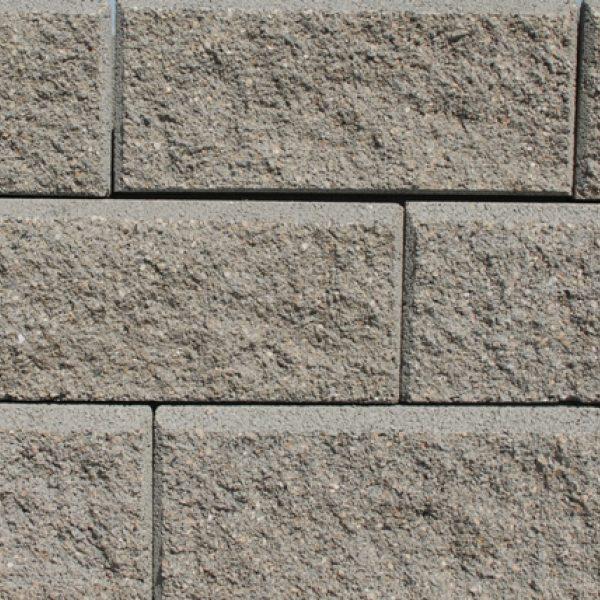 Calstone - Allan Block Collection Wall, Gray