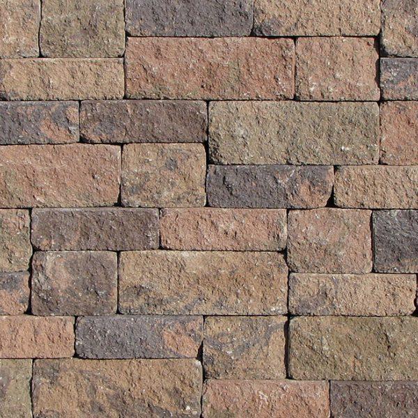 McNear - Mosaic Wall, Merlot