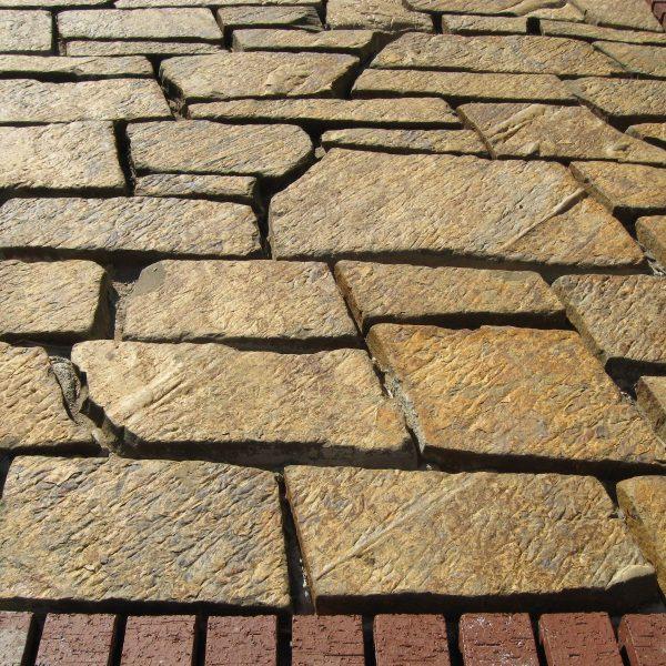 Pavers - Brick Rock, Brown