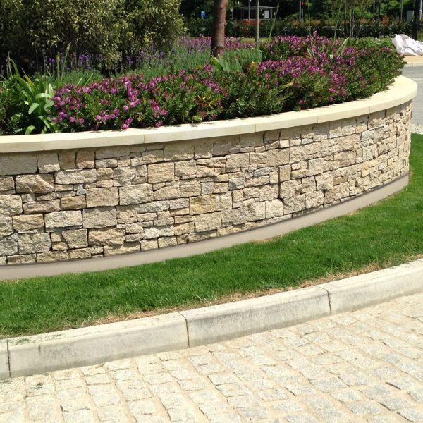 Traditional Range - Rustic Granite