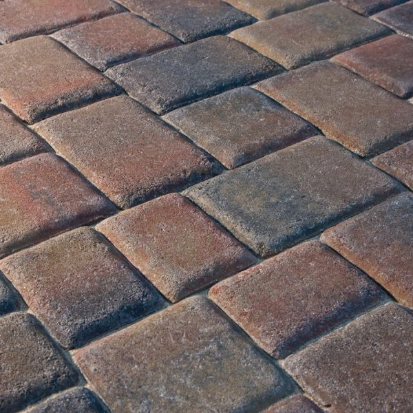 Calstone - Antiqued Cobble, Tan Brown Charcoal