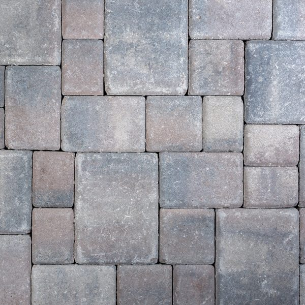 Calstone - Antiqued Cobble, Brown Beige Charcoal