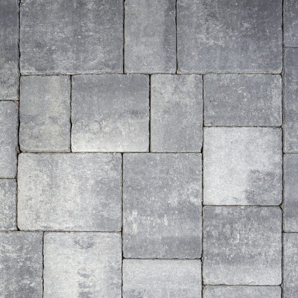 Calstone - Antique Flat Top, Gray Charcoal