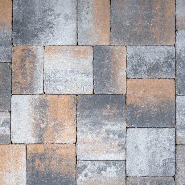 Calstone - Antique Flat Top, Gray Charcoal Tan