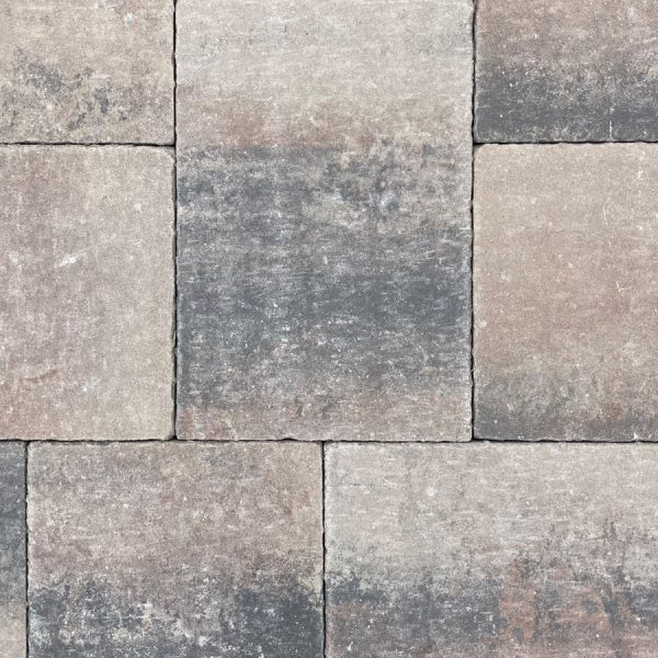 Calstone - Antique Large Flat Top, Brown Beige Charcoal