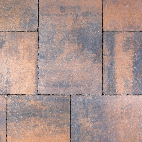Calstone - Antique Large Flat Top, Tan Brown Charcoal (Special Order)