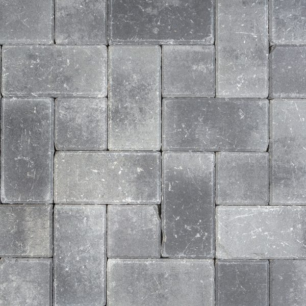 Calstone - Antiqued Mission, Gray Charcoal