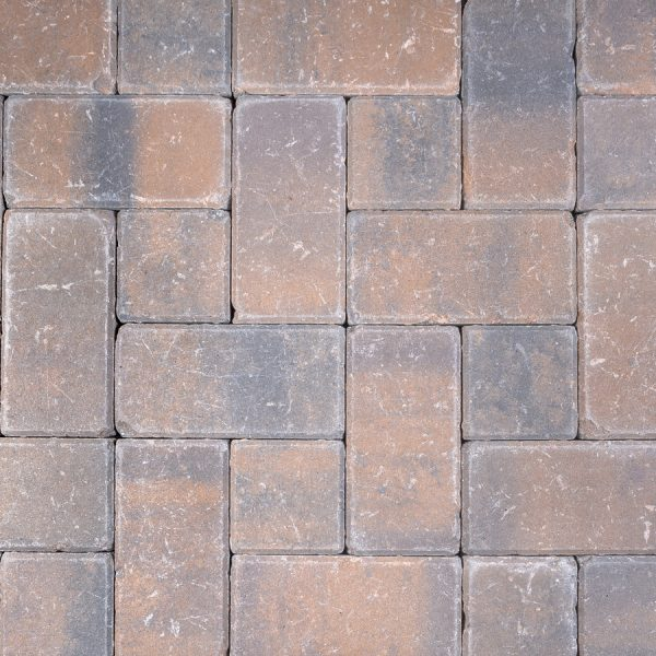 Calstone - Antiqued Mission, Tan Brown Charcoal