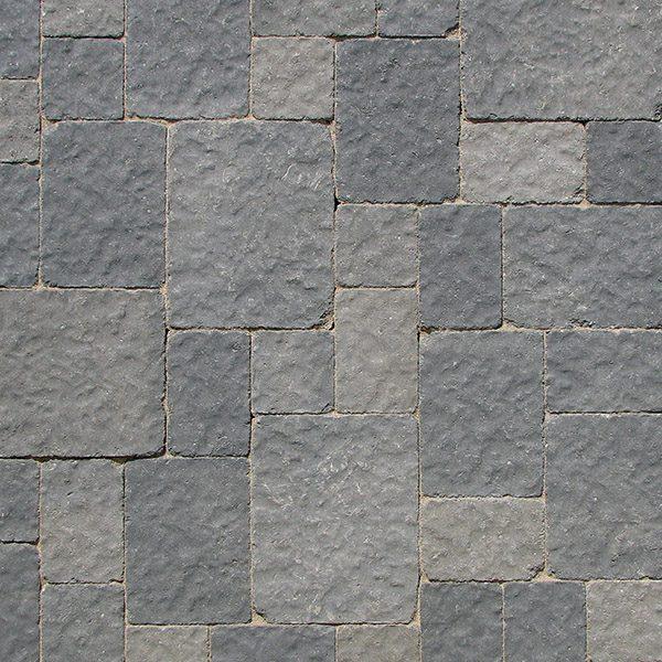 McNear - Belgian Cobble, Charcoal Gray