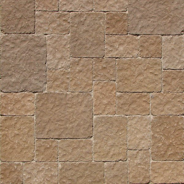 McNear - Belgian Cobble, Golden Tan