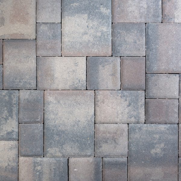 Calstone - Classic Cobble, Brown Beige Charcoal