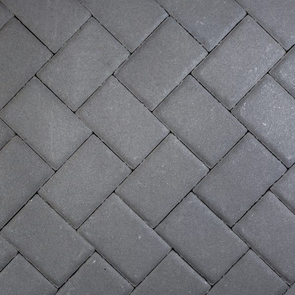 """Calstone - Classic Cobble, Charcoal (Only Available in 6""""x9"""")"""
