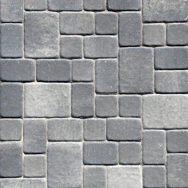 McNear - Cobblestone, Charcoal Gray