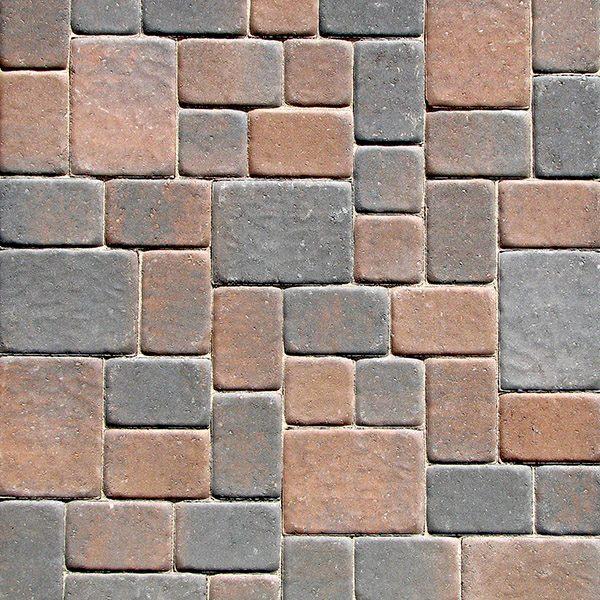 McNear - Cobblestone, Charcoal Tan