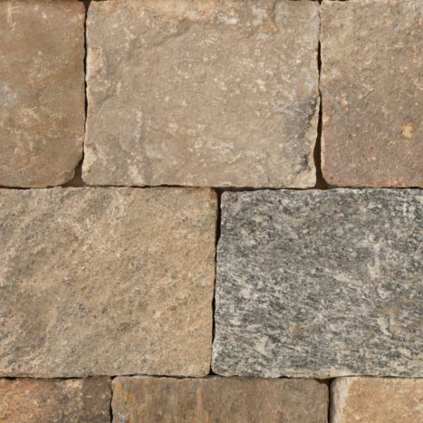 Old New England Wall Collection - Square Rectangle