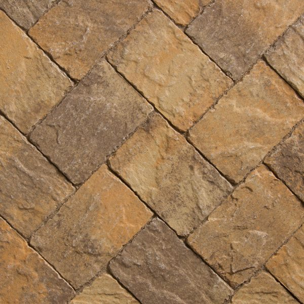 Calstone - Permeable Quarry Stone, Rustic Yellowstone