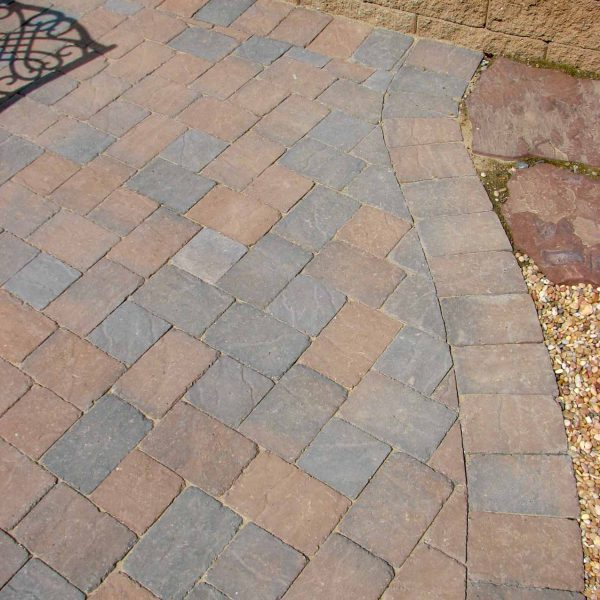 McNear - Slatestone, Charcoal Tan